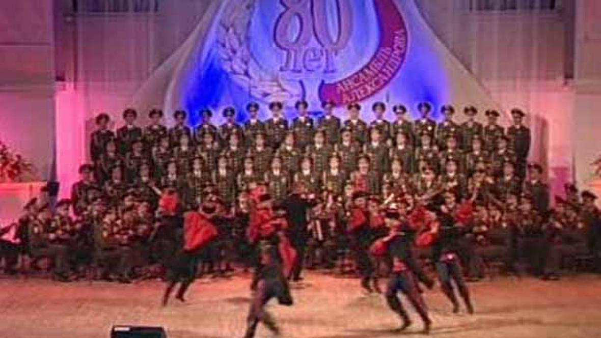 Alexandrovci slaví 80 let