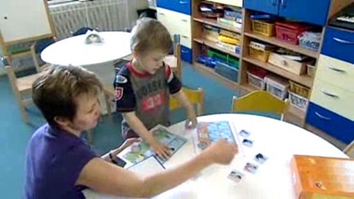 Práce s autistickým dítětem