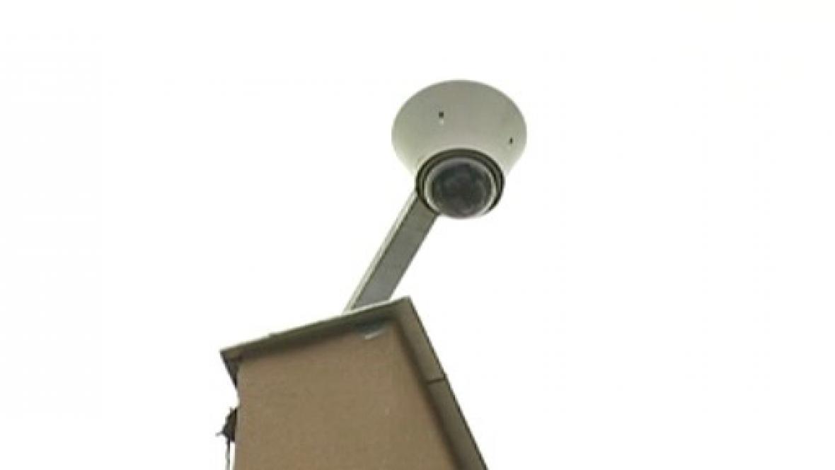 Bezpečnostní kamera