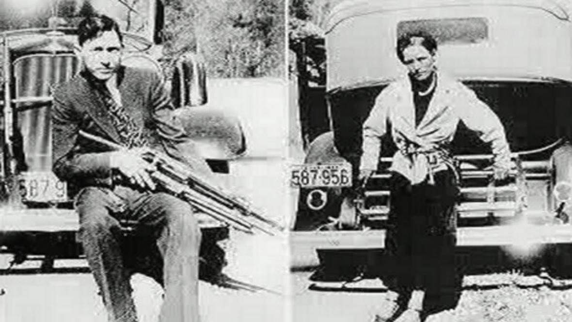 Dvojice Bonnie a Clyde