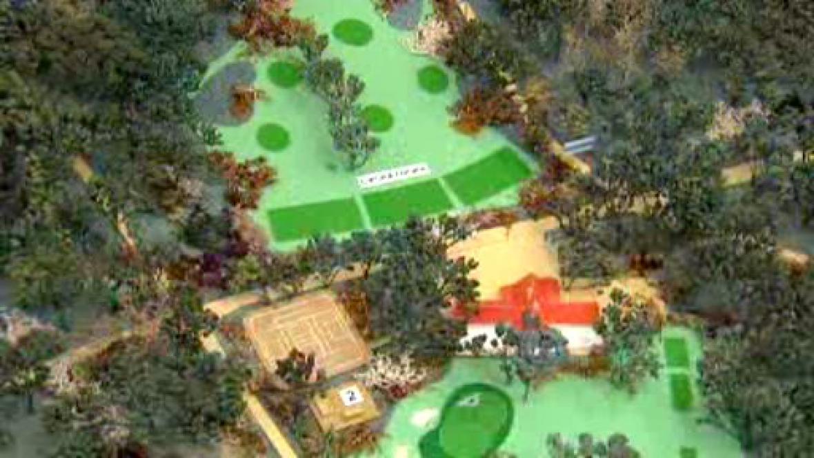 Projekt Forest Golf Resortu