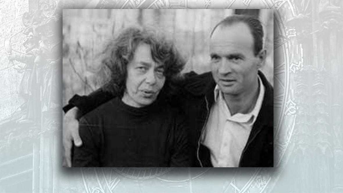 Larisa Bogorazová a Anatolij Marčenko