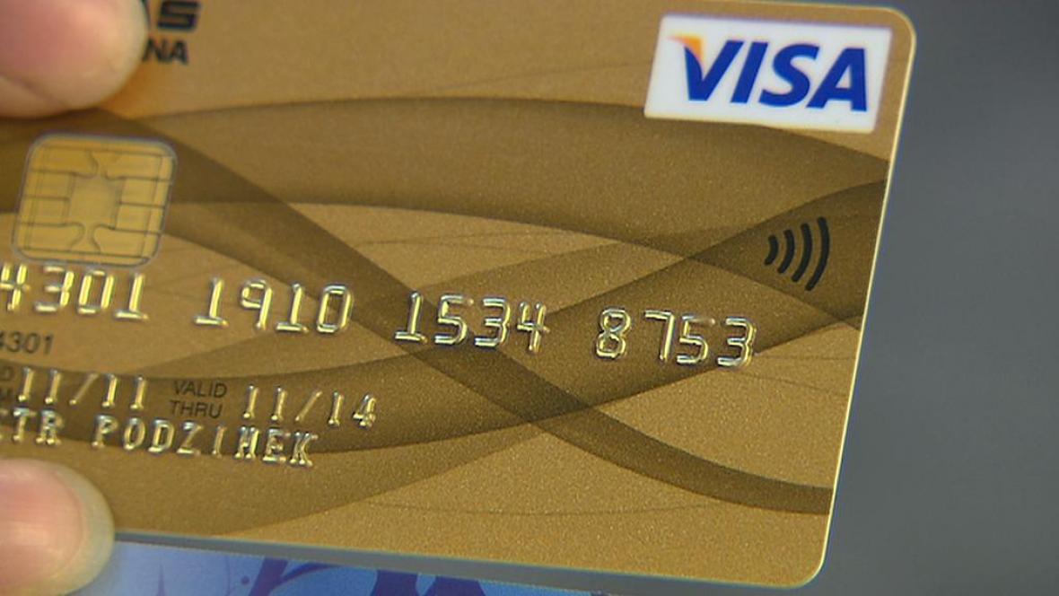 Bezkontaktní platební karta