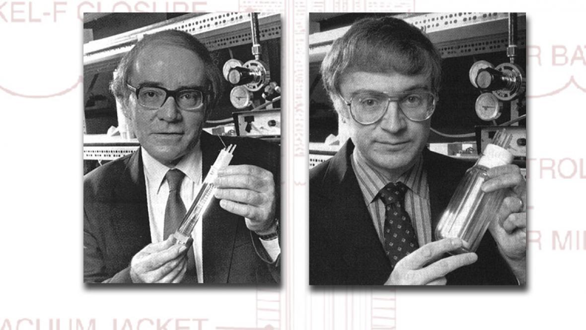 M. Fleischmann a S. Ponds