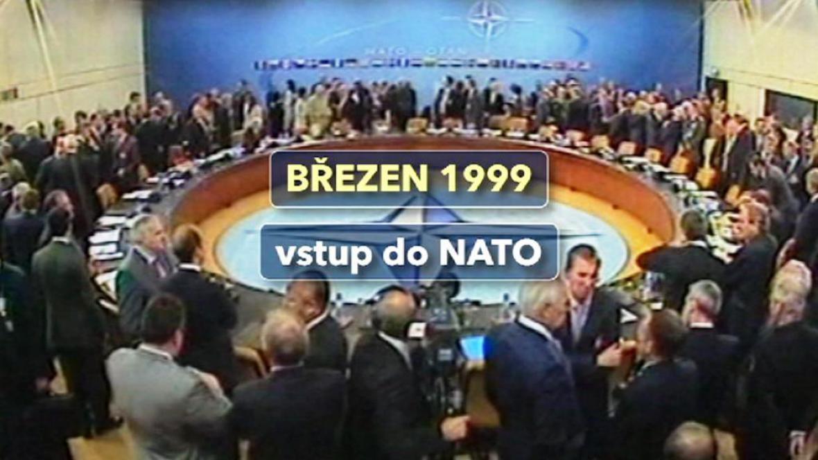 Vstup ČR do NATO