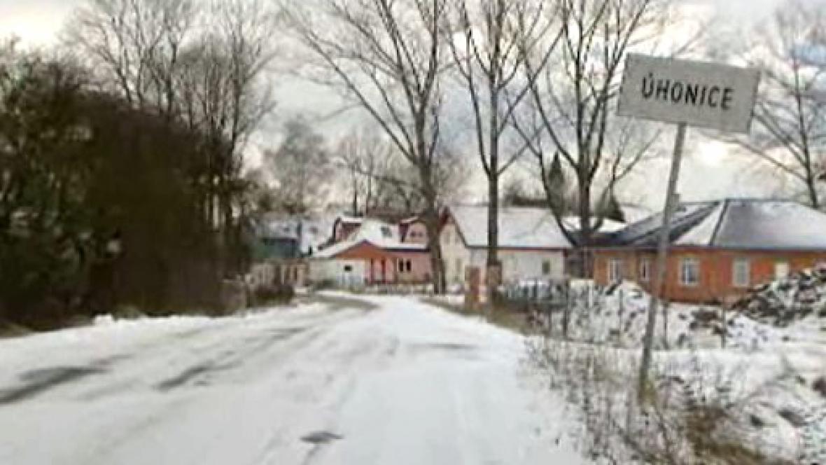 Obec Úhonice