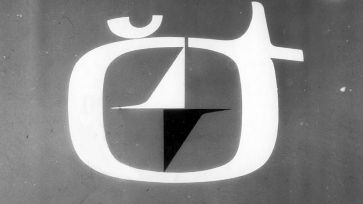 Logo Československé televize