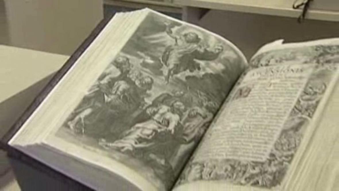 Melantrichova bible
