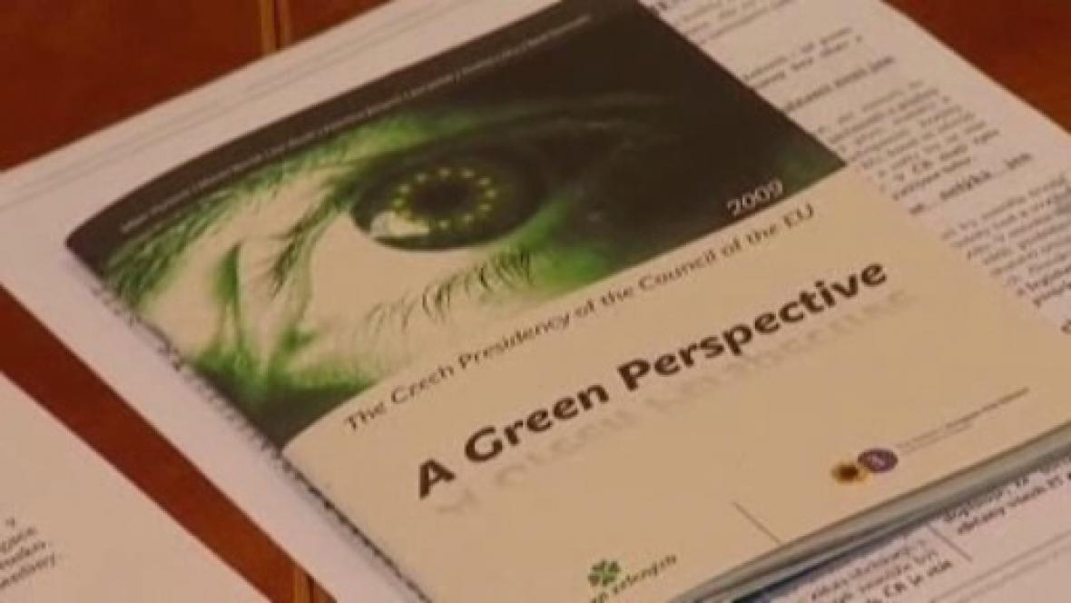 Zelený pohled na české předsednictví