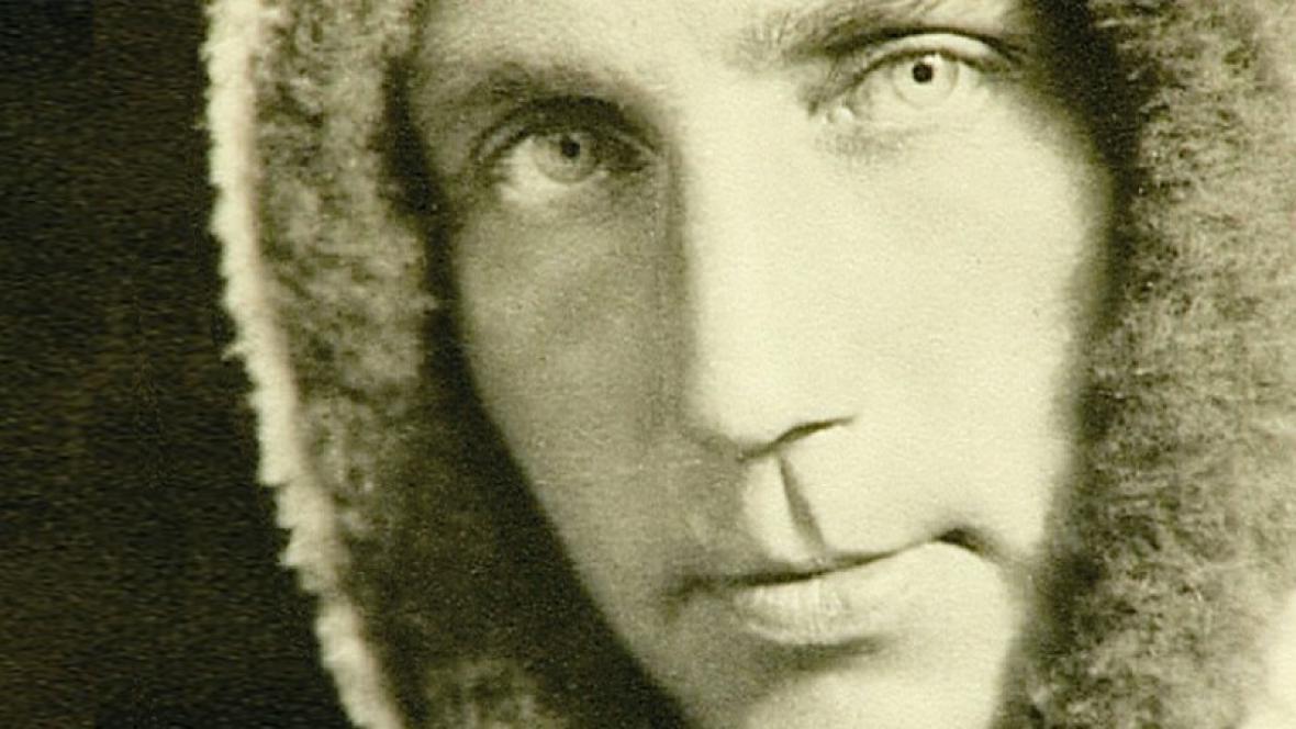 Václav Vojtěch - první čech na území Antarktidy