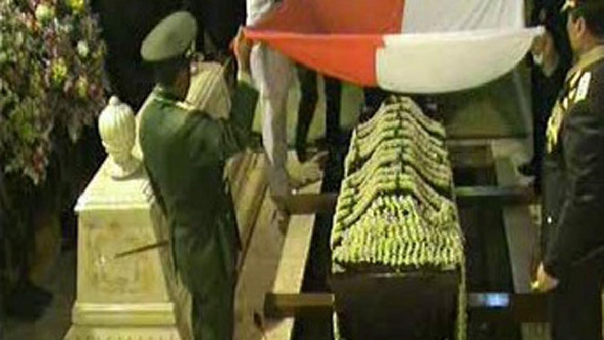 Pohřeb Suharta