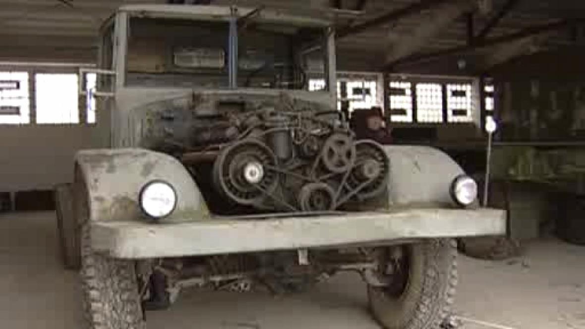 Legendární Tatra 111