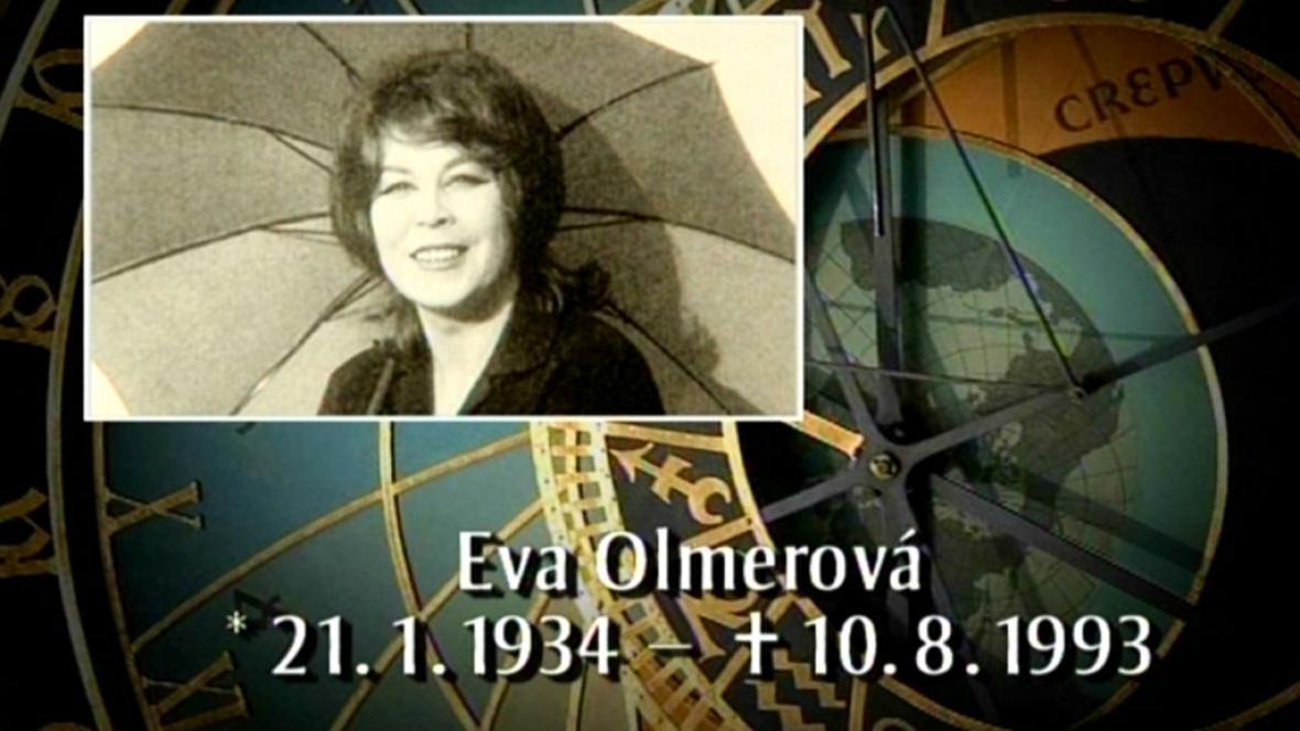 Eva Olmerová