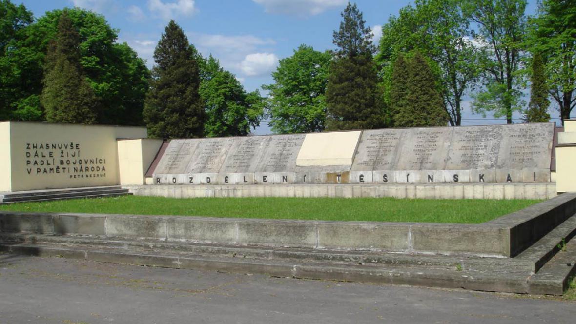 Pomník obětem sedmidenní války