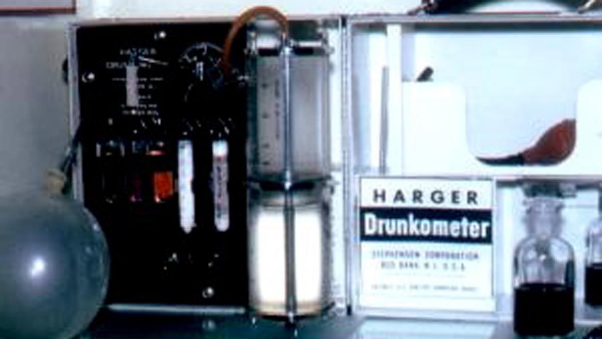 Hargerův drunkometer