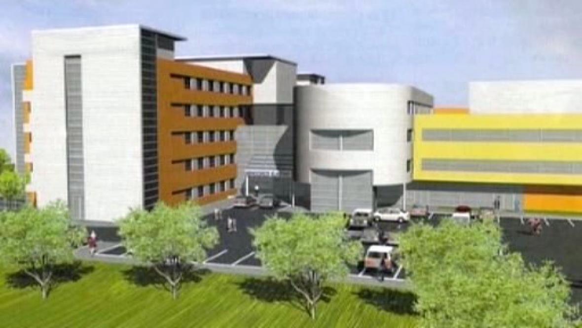 Projekt nové nemocnice