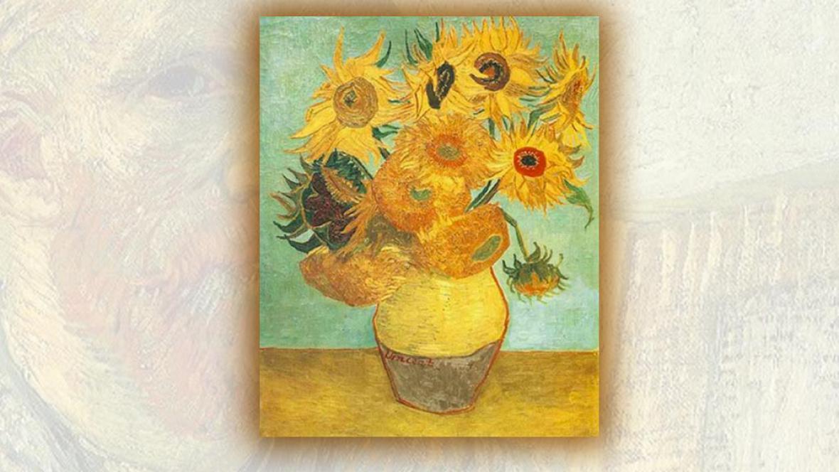 Slunečnice Vincenta van Gogha