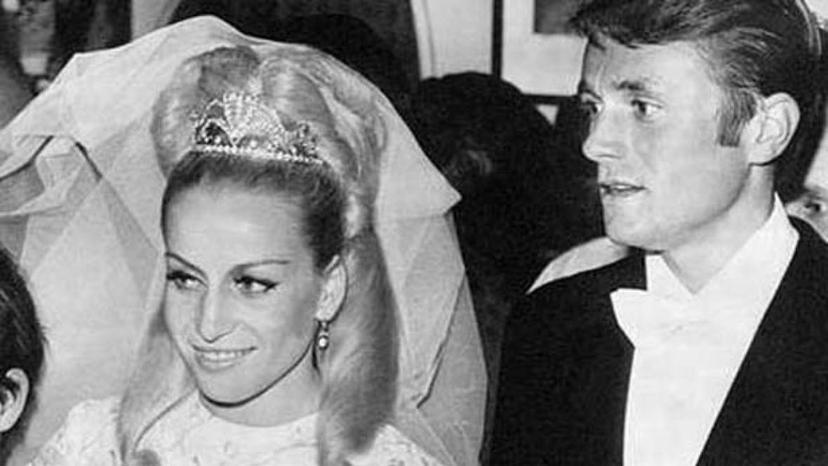 Svatba Věry Čáslavské