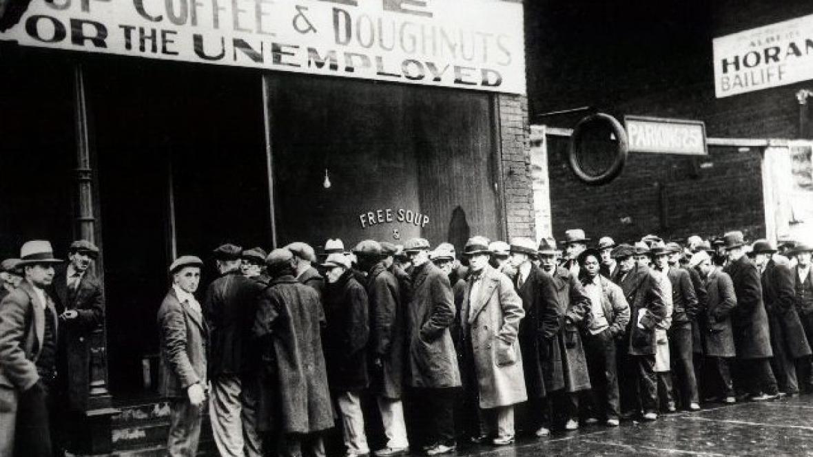 Světová hospodářská krize