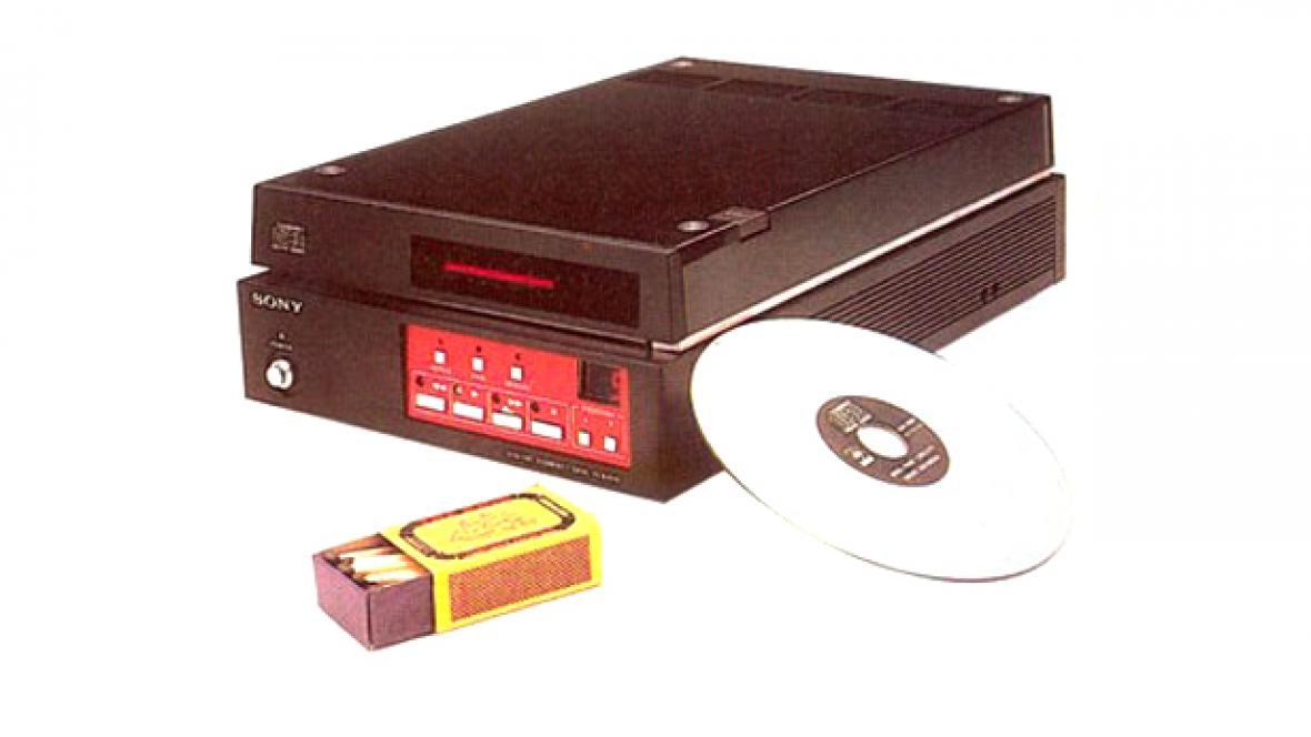 Sony CD přehrávač