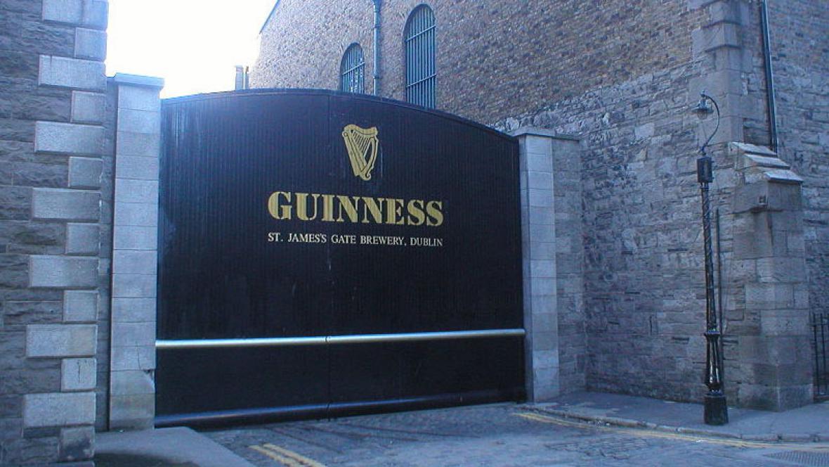 Pivovar Guinness