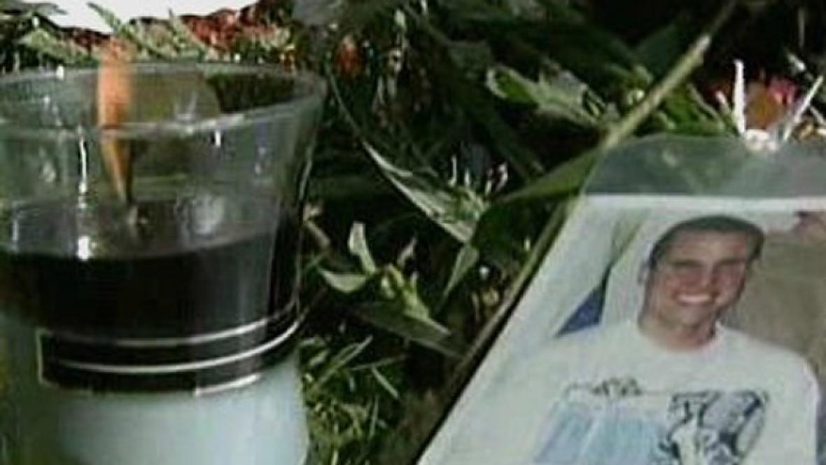 Vzpomínka na oběti masakru na Virginské univerzitě