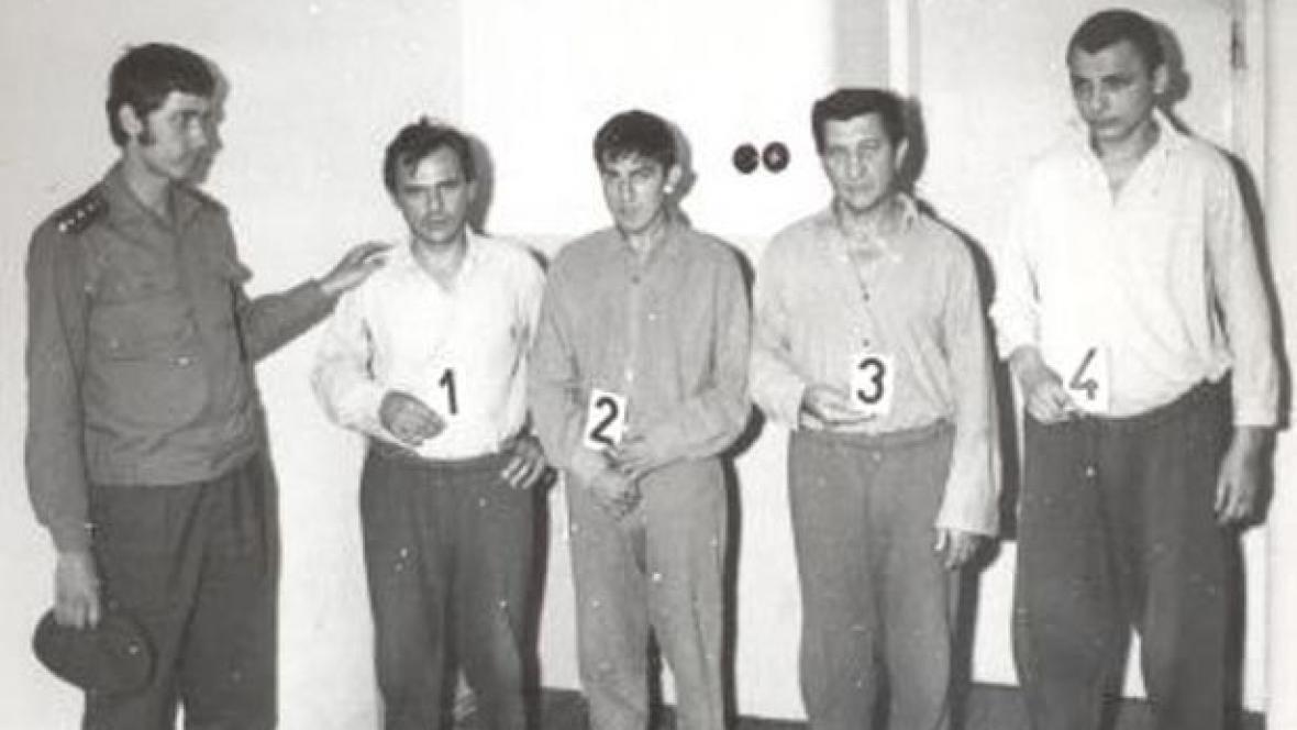 Identifikace únosců autobusu z roku 1978