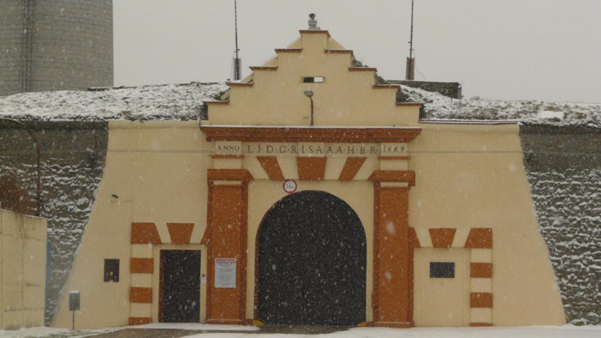 Věznice Leopoldov