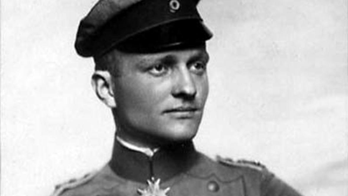 Manfred Albrecht Freiherr von Richthofen
