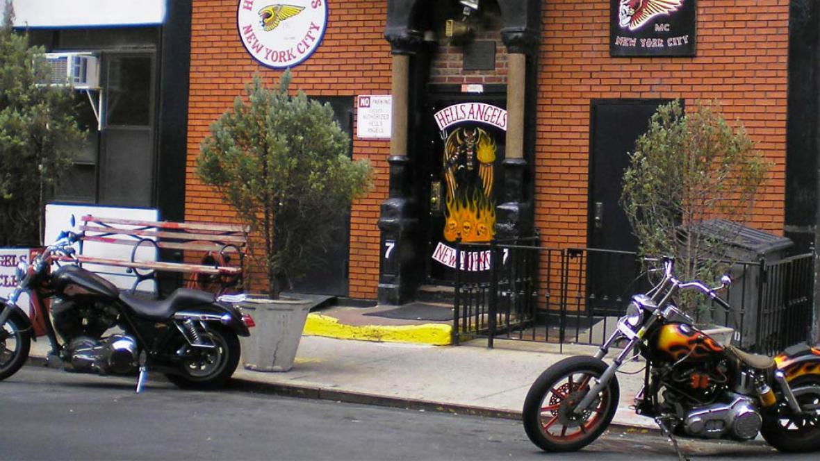 Hells Angels New York City