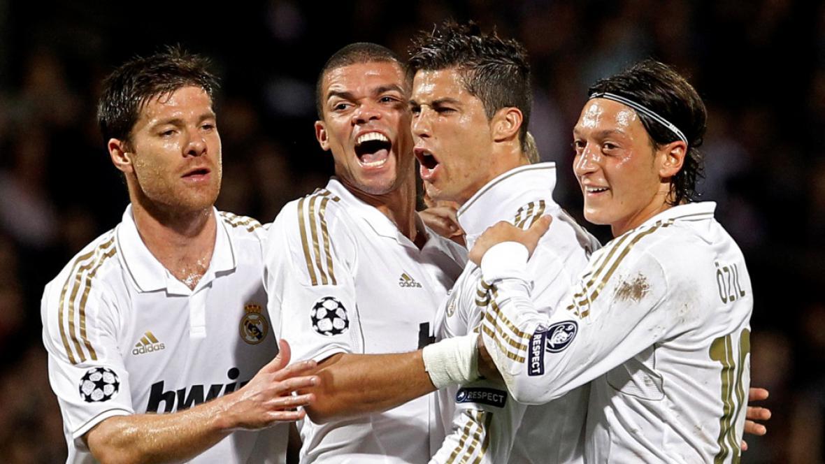 Hráči Realu Madrid