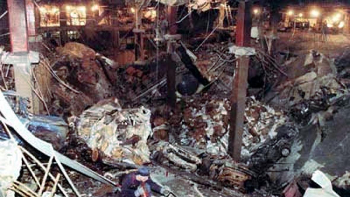 Pumový útok proti WTC
