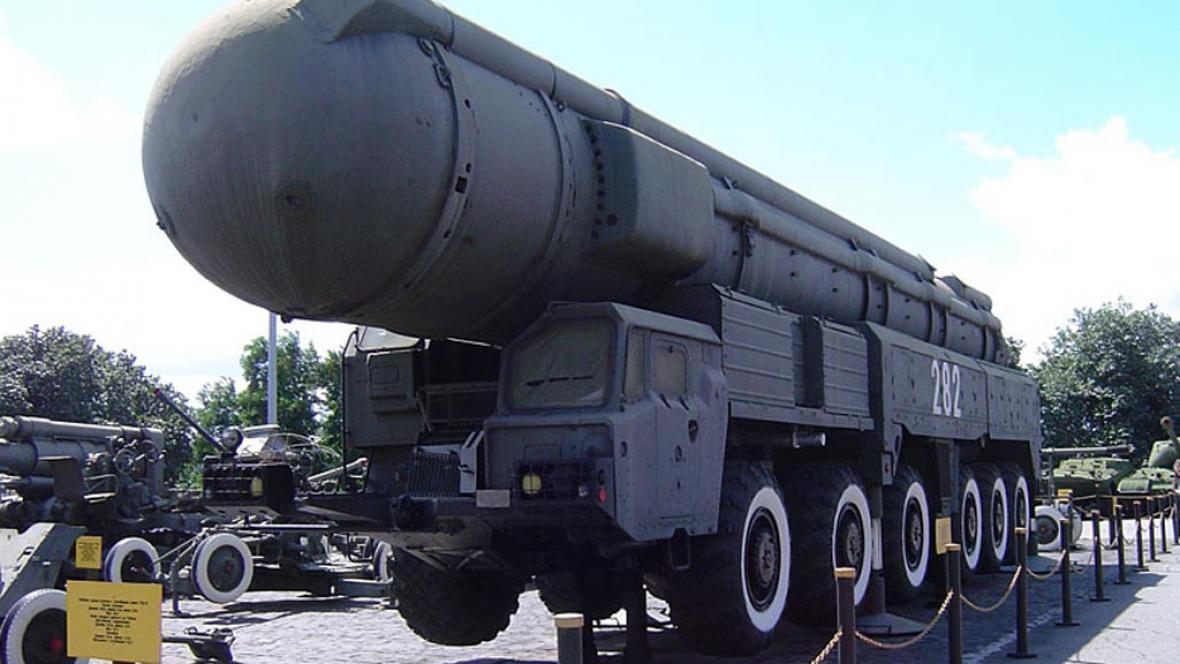 Sovětská raketa SS-20