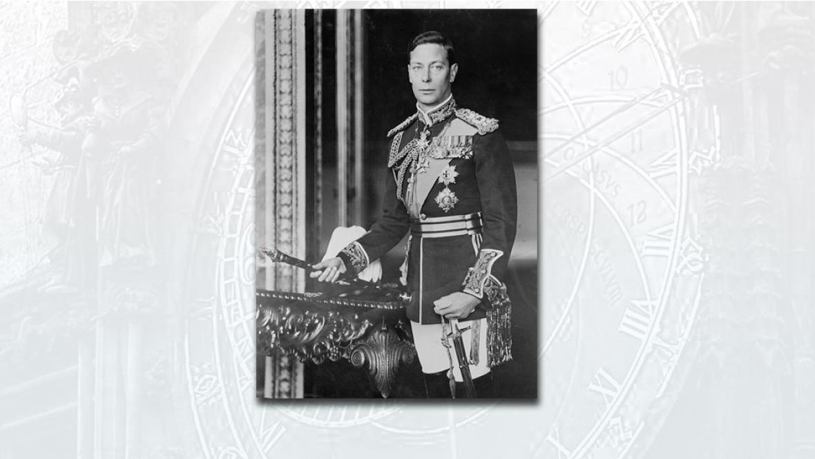 Britský král Jiří IV.