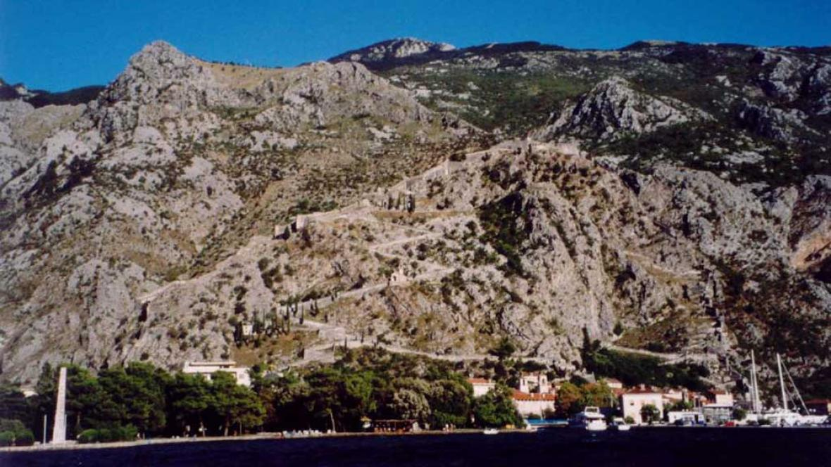 Boca Kotorská - dnes