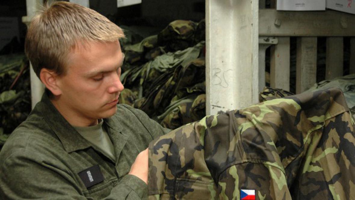 Armádní uniforma