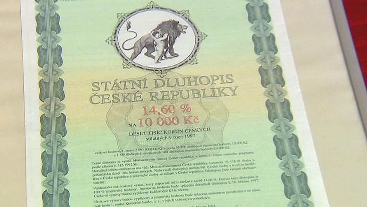Státní dluhopisy
