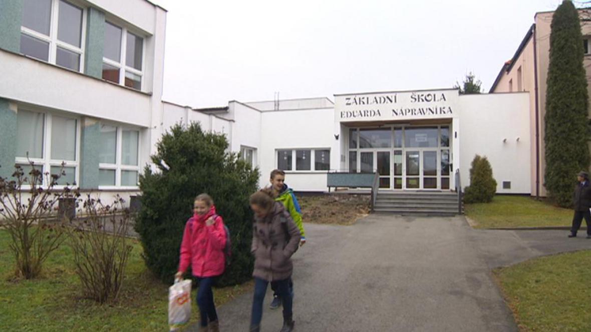 Základní škola v Býšti