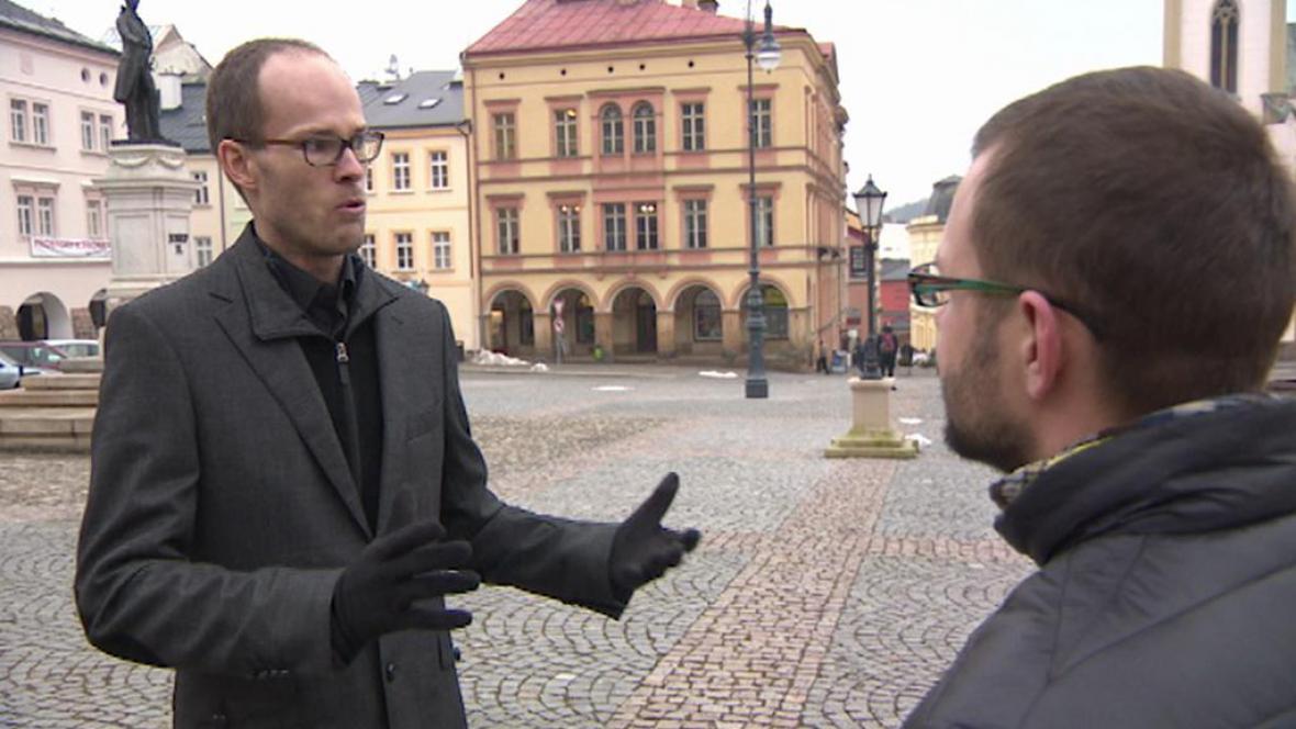 Opoziční zastupitel Trutnova Martin Jiránek