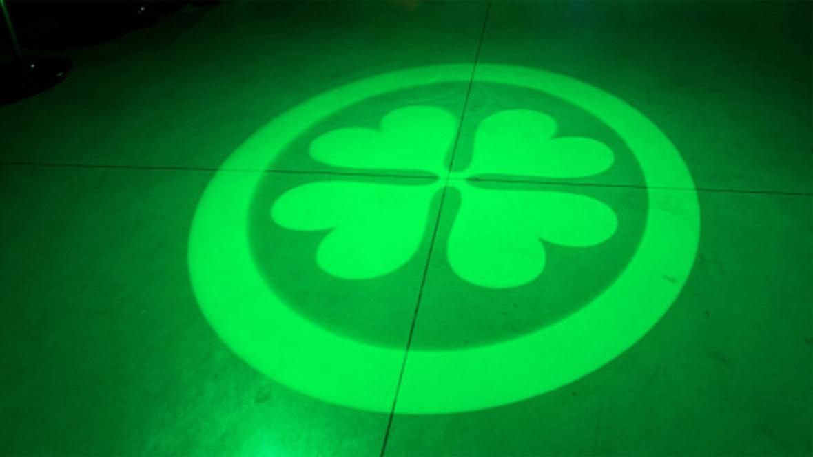 Logo Strany zelených