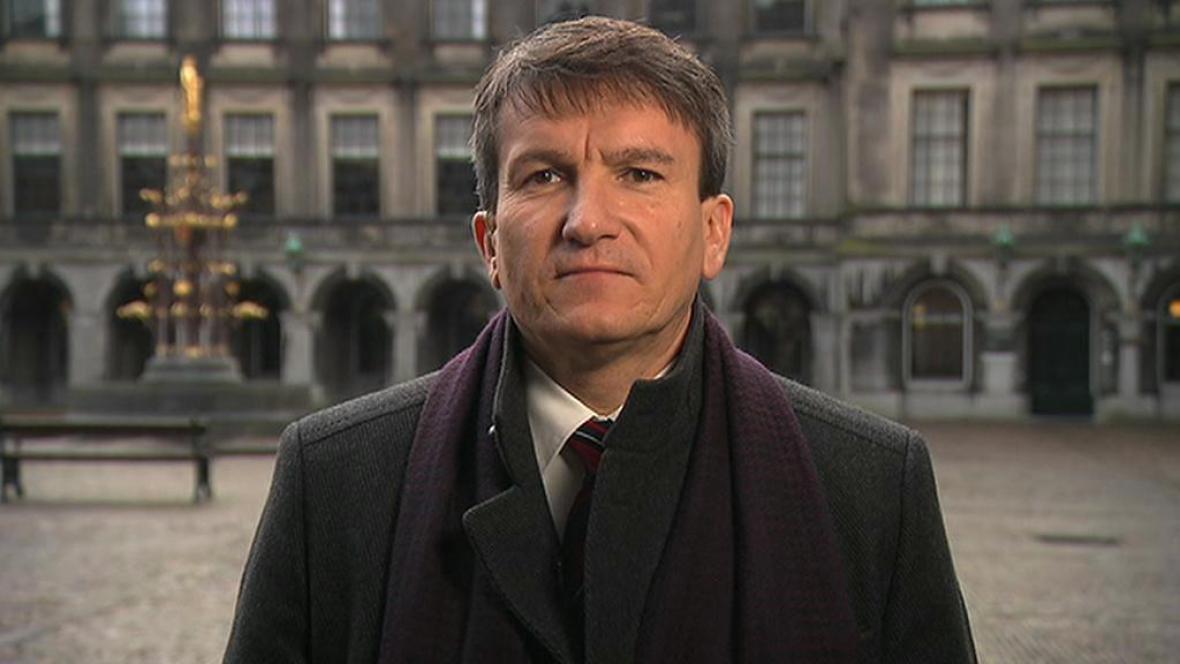 Náměstek ředitele Europolu Oldřich Martinů