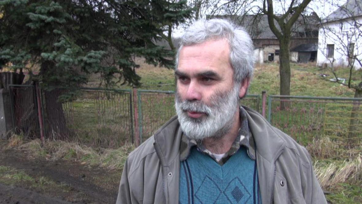 Starosta Horního Jiřetína Vladimír Buřt (SZ)