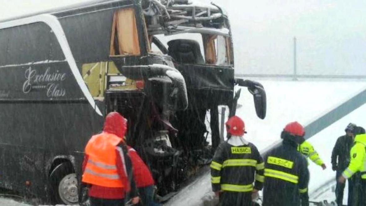 Autobus po něhodě
