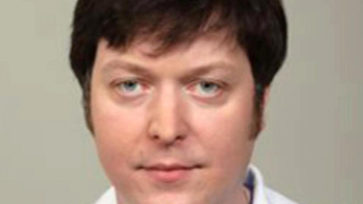 Vladimir Golubev na archivním snímku