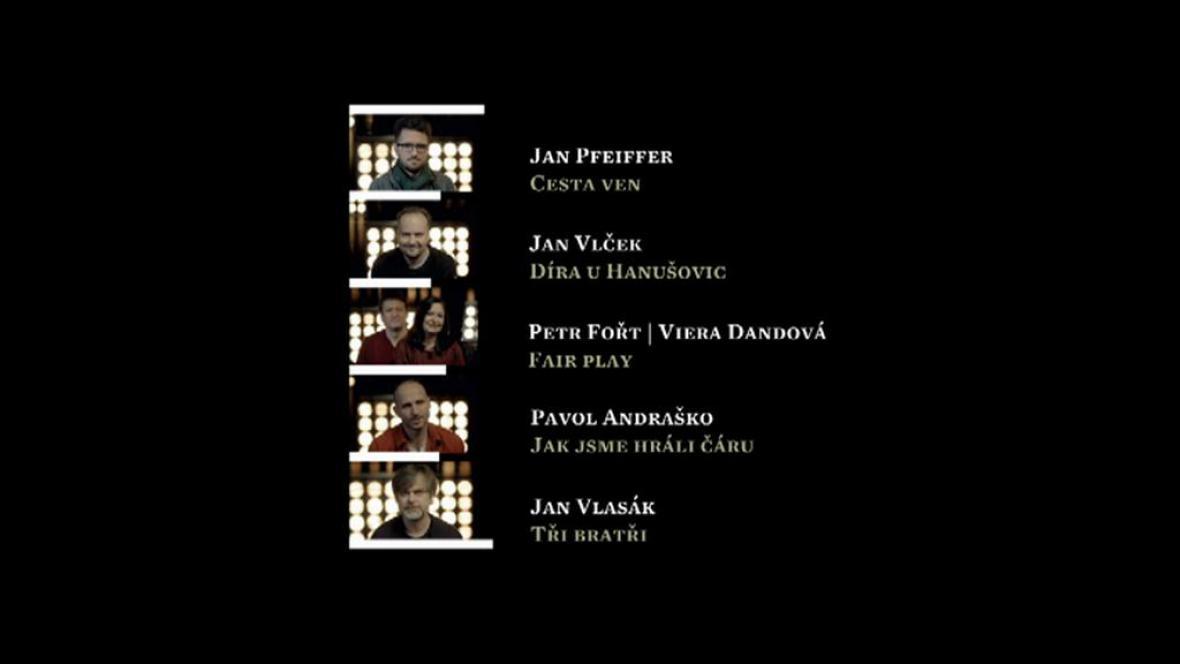 Český lev - nominace: nejlepší scénografie