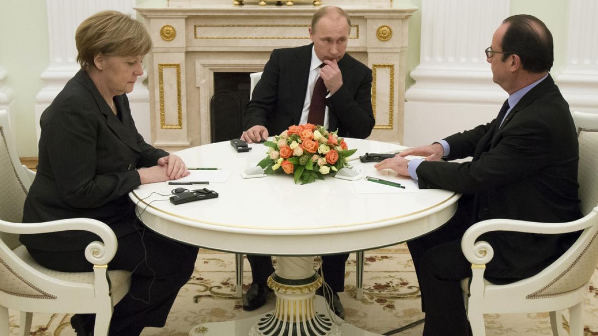 Setkání státníků v Moskvě
