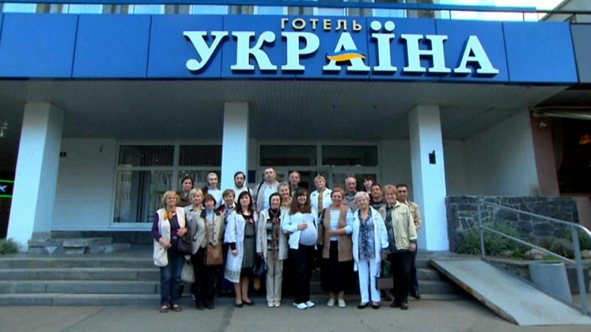 Krajané na Ukrajině