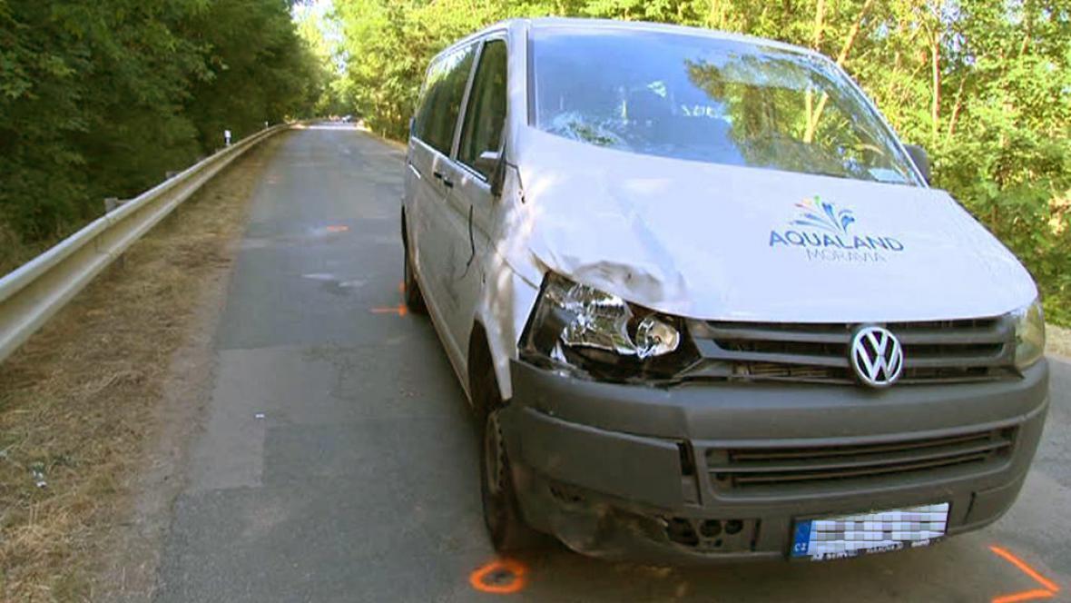 Tragická nehoda u Ivaně