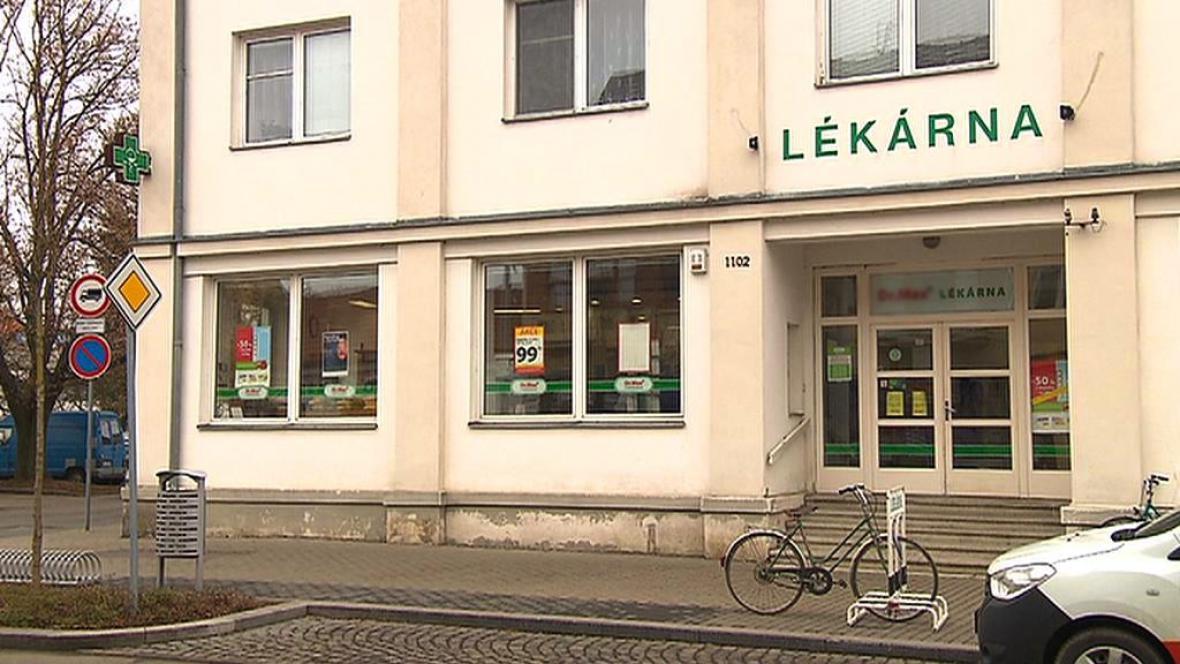 Lékárna v Lysé nad Labem
