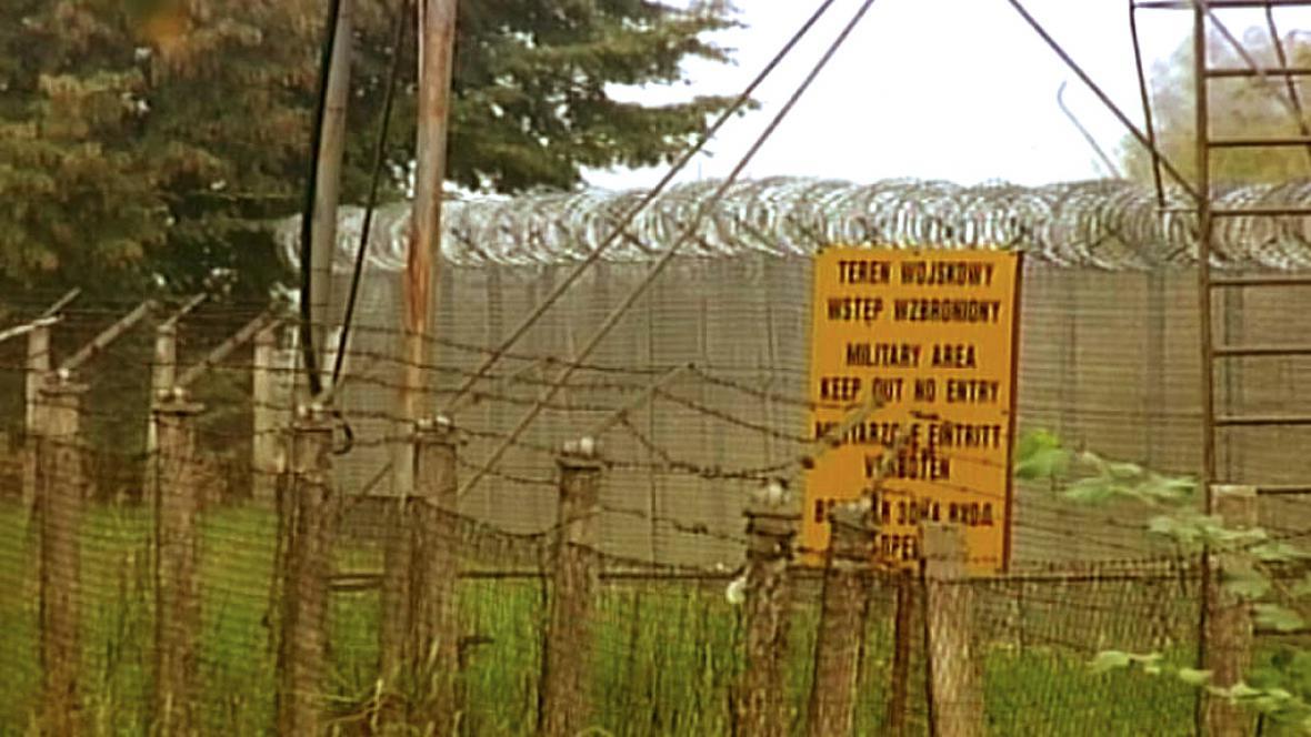 Tajné věznice v Polsku